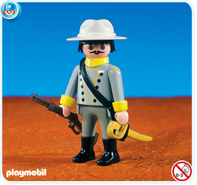 Playmobil 7663 Rebel Leader
