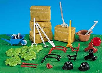 7751PM Plymobil Farm Accessories