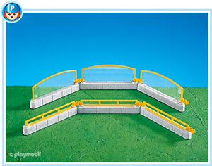7755PM Playmobil Zoo Splash Fencing