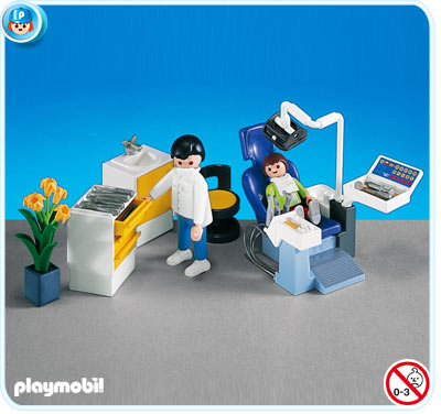 7778PM Playmobil Dentist Office