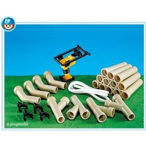 Playmobil 7784 Construction Pipes