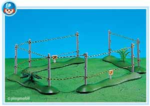 7833PM Playmobil Electric Fence