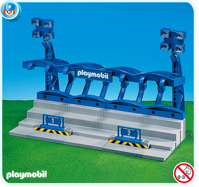 7835PM Playmobil Grand Stand