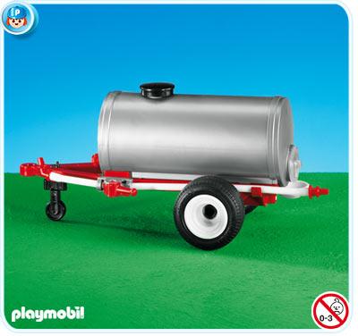 7891PM Playmobil Water Tank