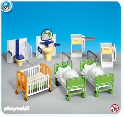 7921PM Playmobil Medical Ward