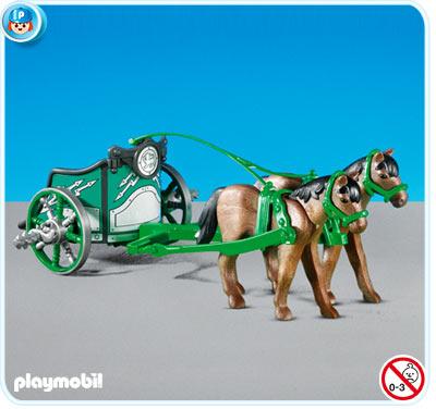 7926PM Playmobil Roman Chariot