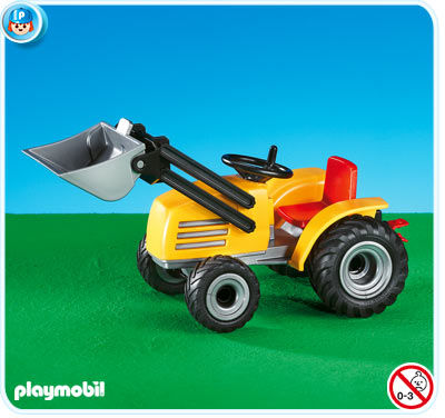 7938PM Playmobil Garden Tractor