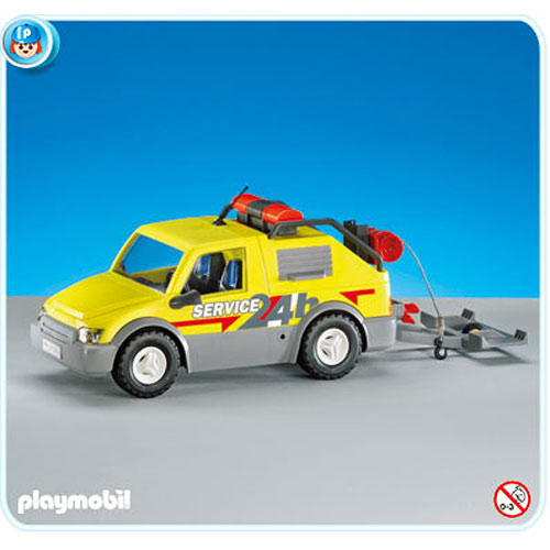 7961PM Playmobil Emergency Service Van