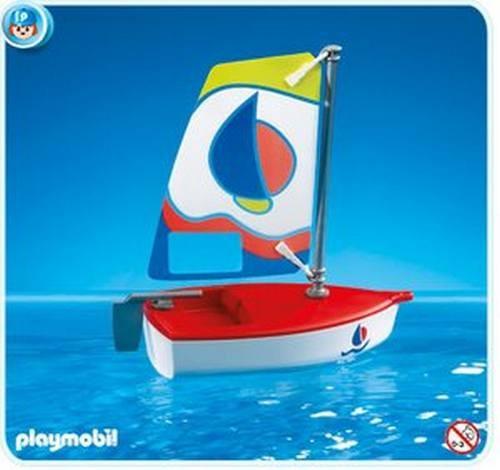 7963PM Playmobil Sail Boat