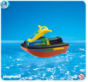 7964PM Playmobil Jet Ski