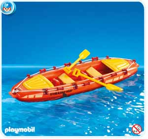 7965PM Playmobil White Water Raft