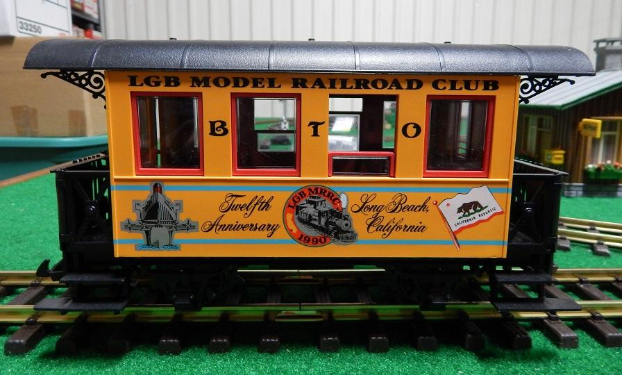 LGB 3007CC-01 Passenger Coach