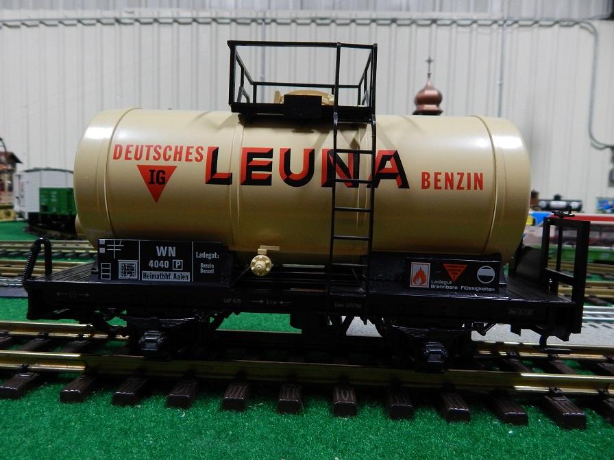 LGB 4040L Leuna Tank Car