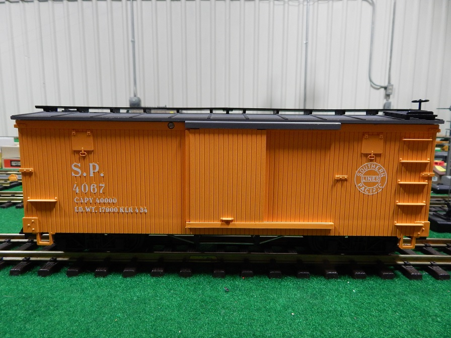 LGB 4067 SP Box Car Hard to find A-Series production box car